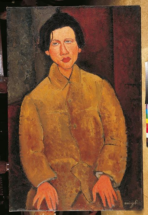 Modigliani a Livorno
