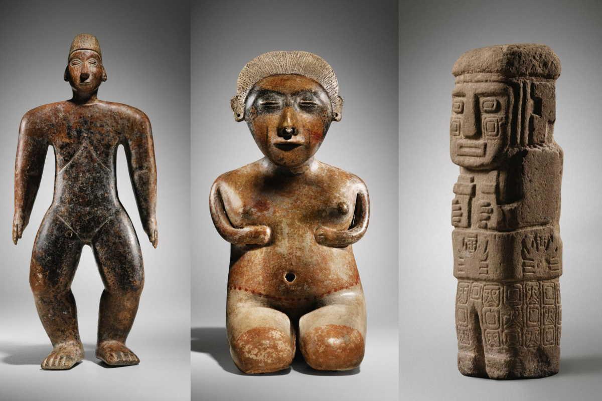 opere precolombiane