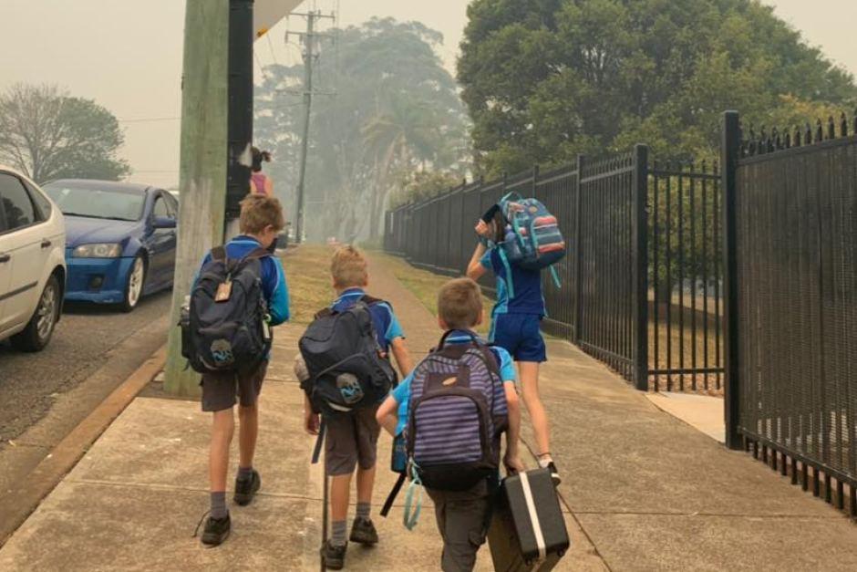 studenti rimandati a casa