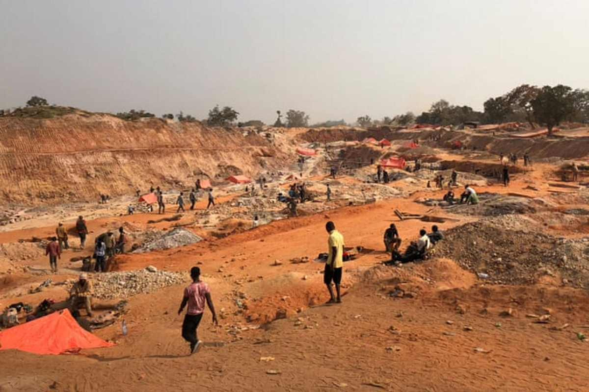 Miniera cobalto Congo
