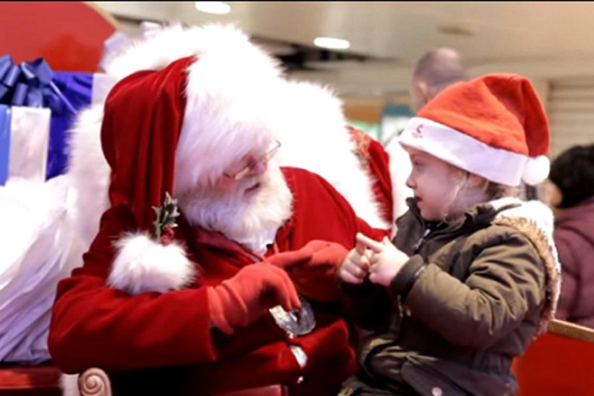 Esiste Babbo Natale Si O No.Babbo Natale Esiste O No Cosa Raccontare Ai Bambini Greenme