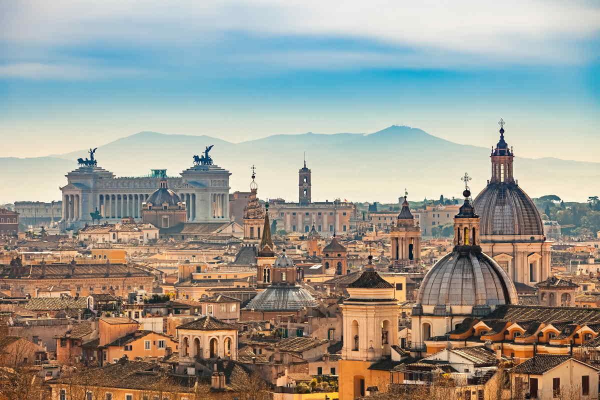roma panorama