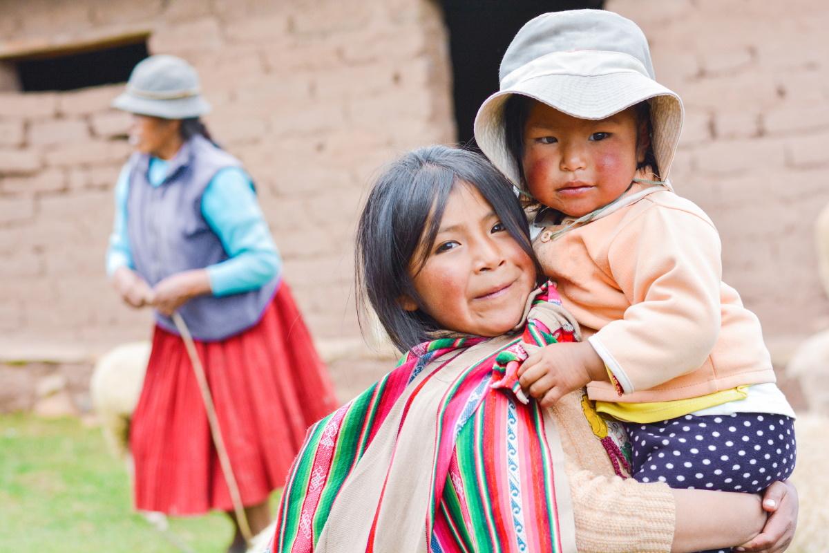 Indigeni peruviani