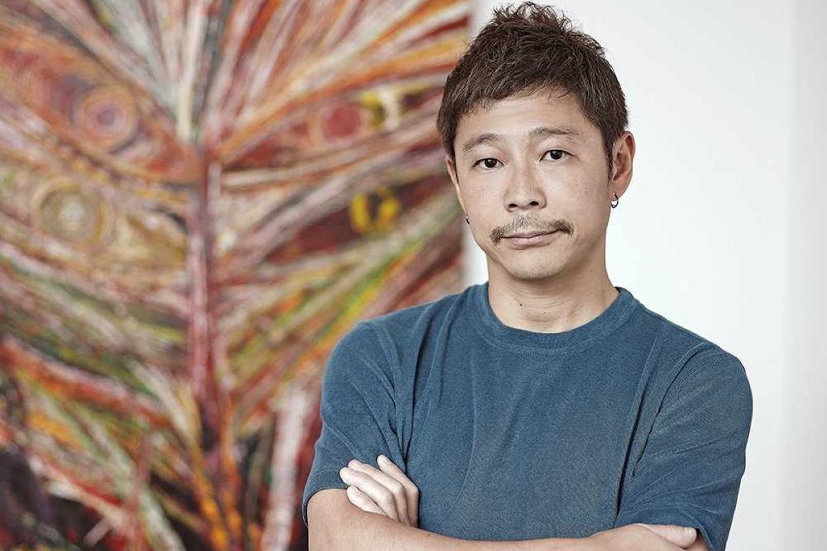 Yusaku Maezawa fidanzata luna space x