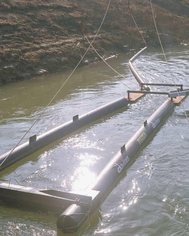 barriere plastica po