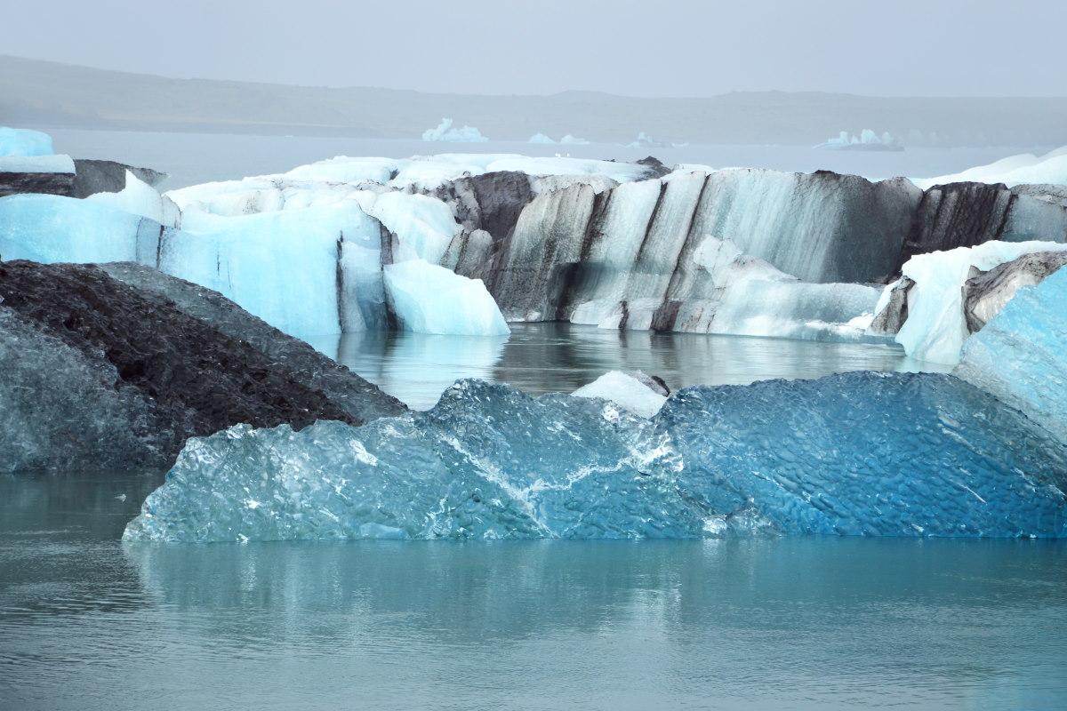 ghiacciai virus antichi
