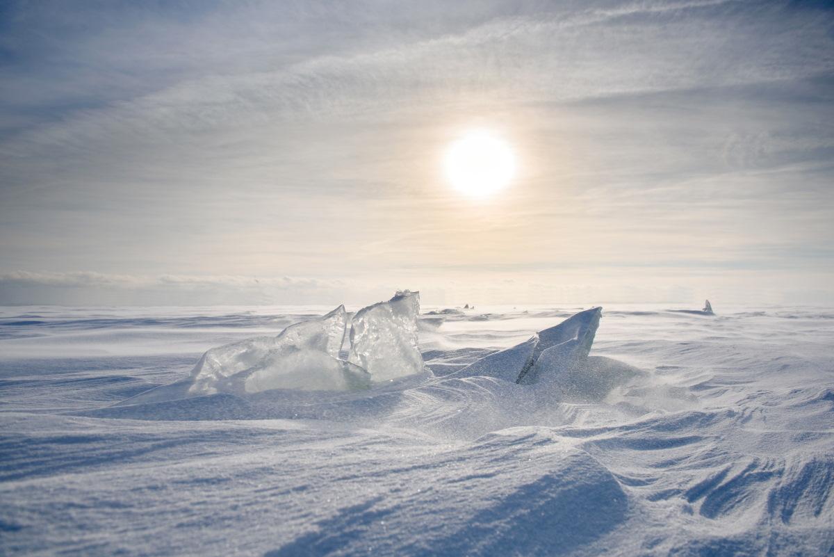 120 mila anni ghiaccio artico