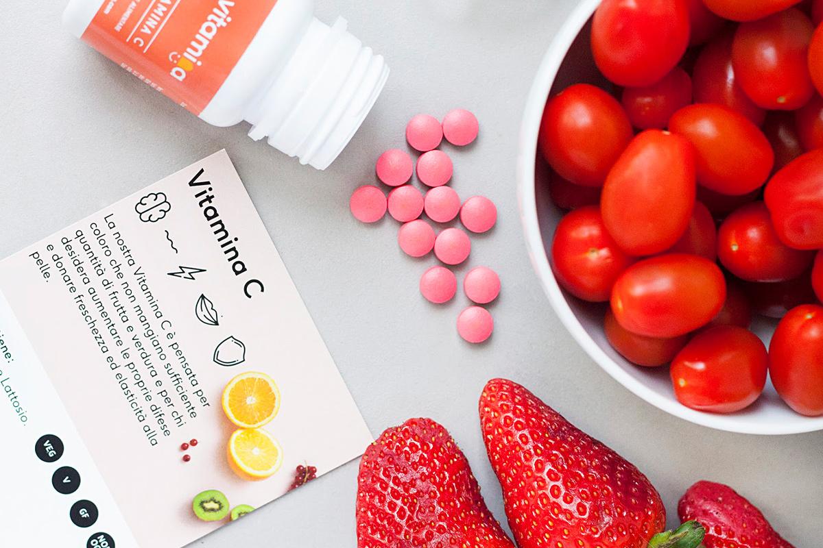 integratori vitamina