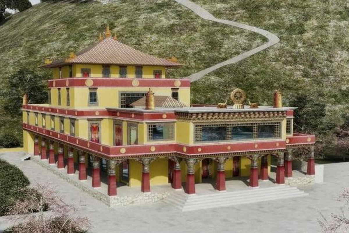 monastero buddista toscana