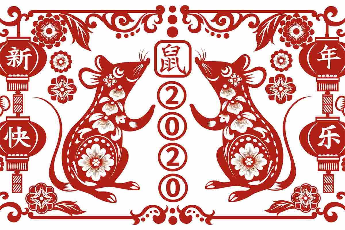 oroscopo cinese - anno del topo