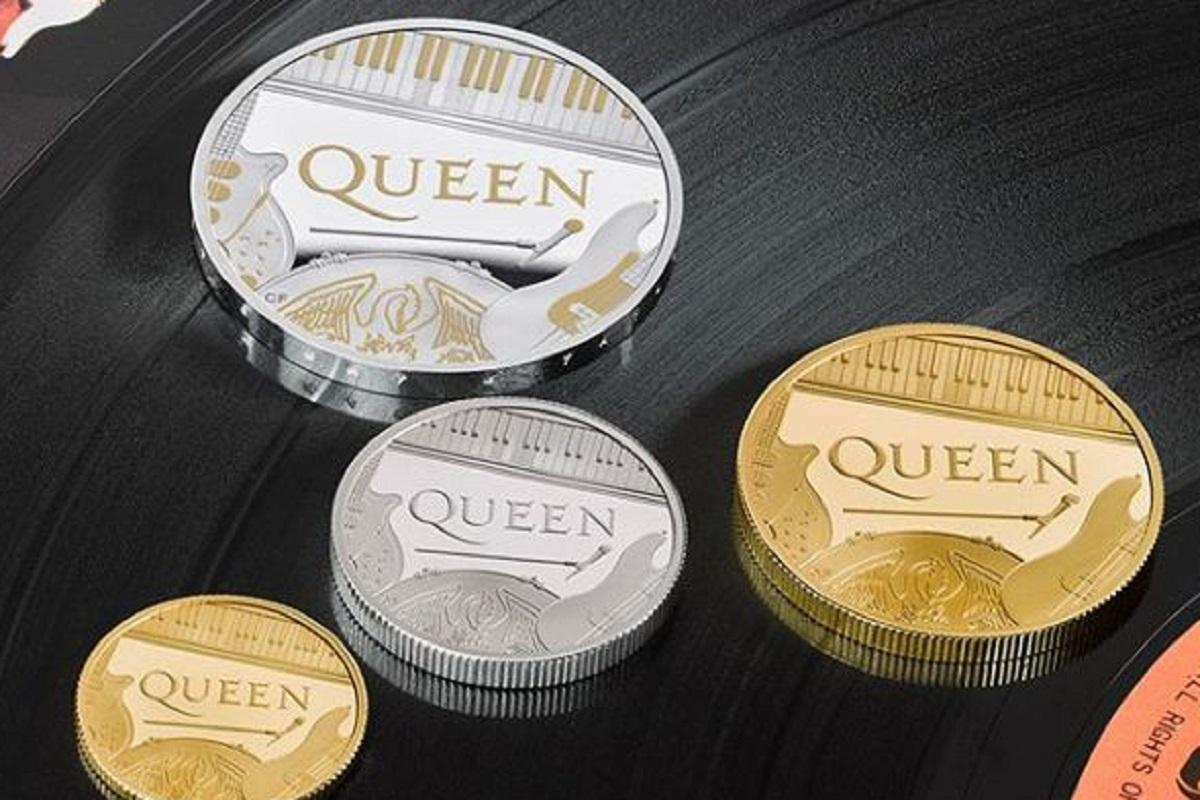 queen monete