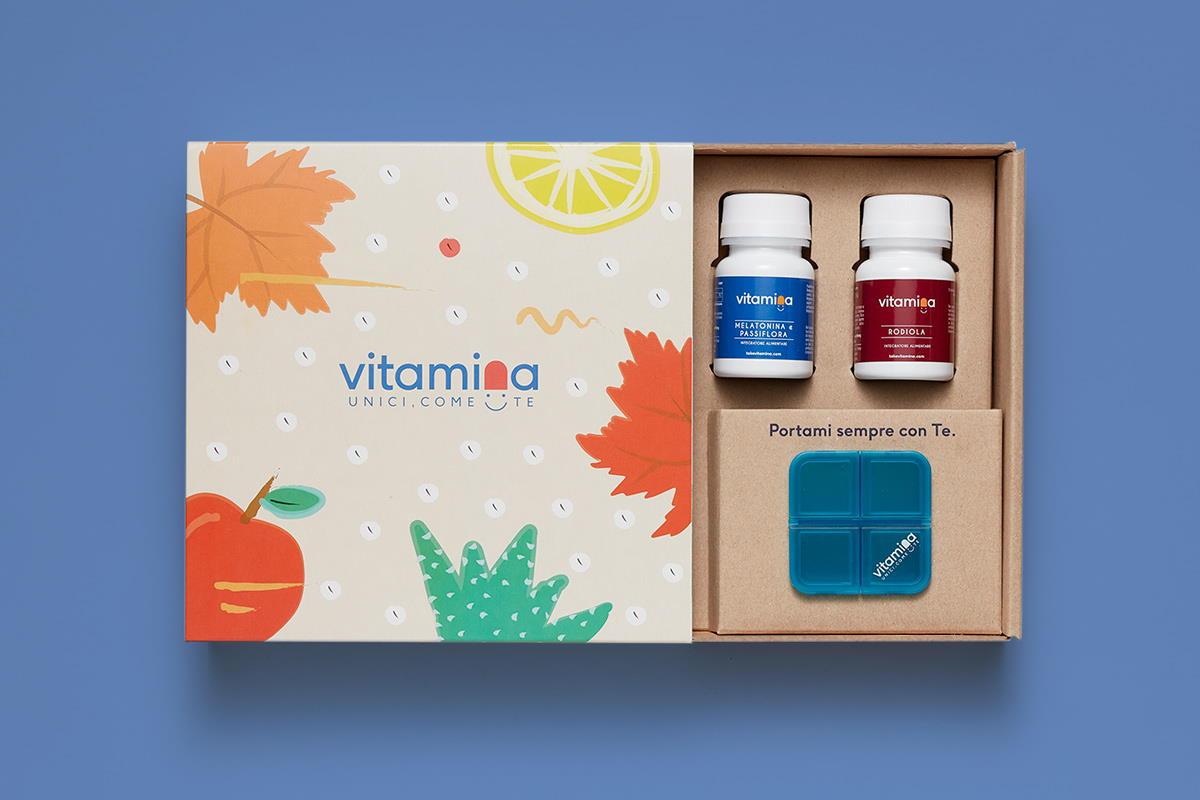 vitamina integratori