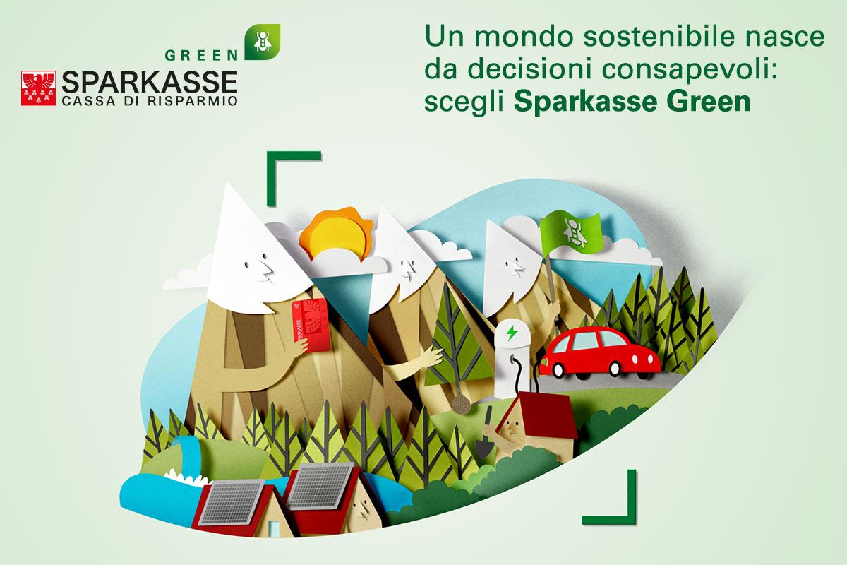sparkasse green