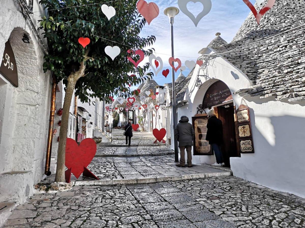 Alberobello Love