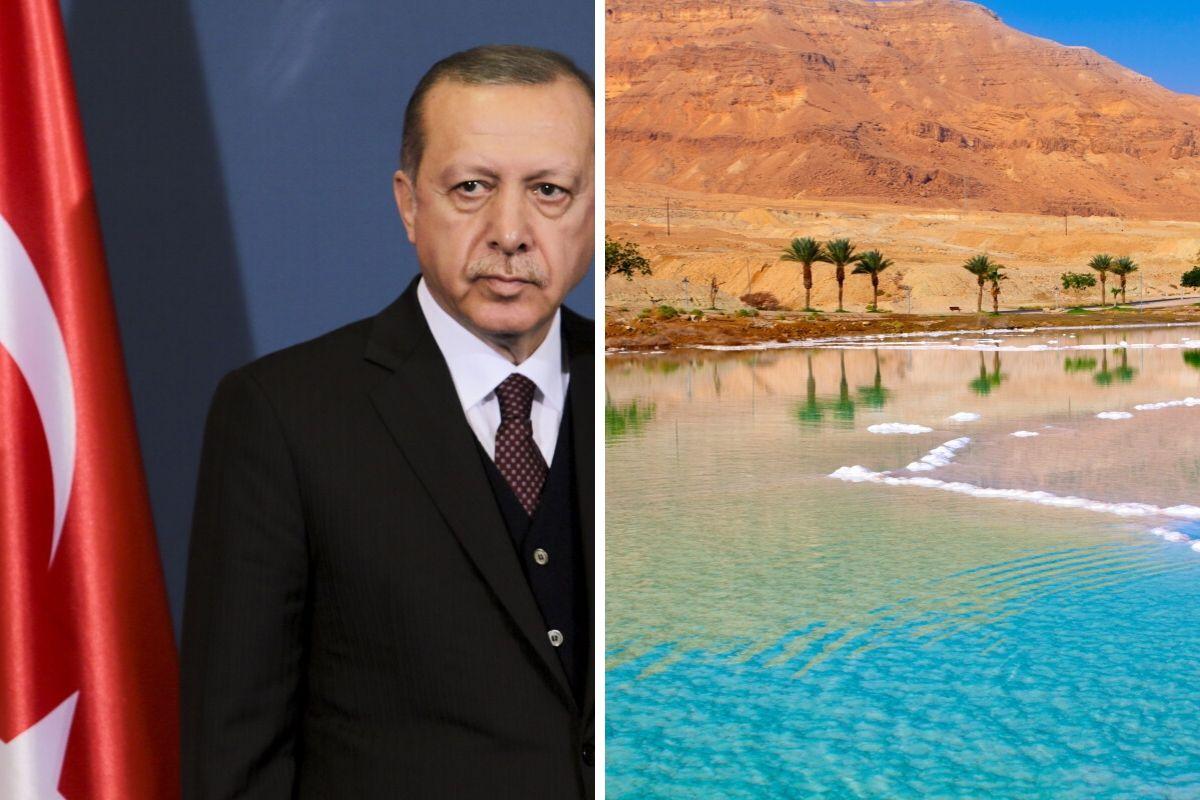 erdogan canale istanbul