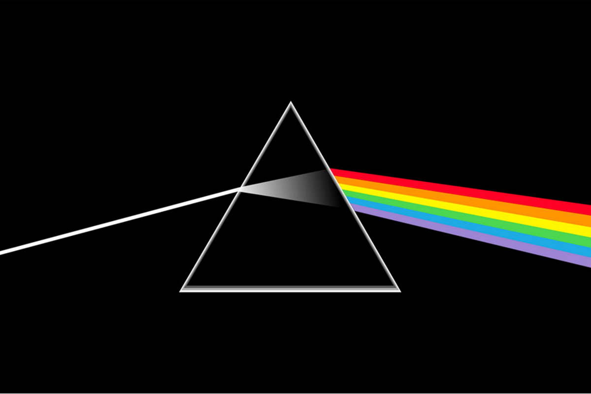 copertina The Dark Side of the Moon