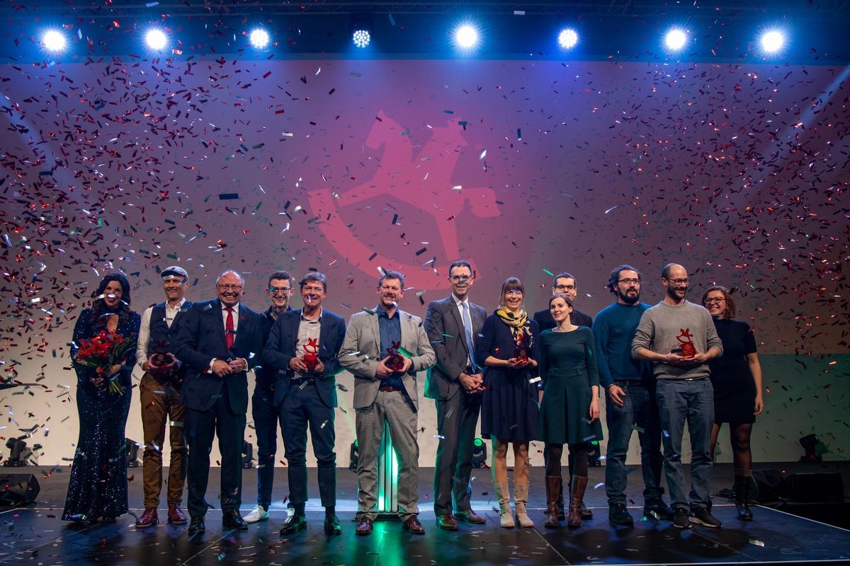 Cranio creations Toy award 2020