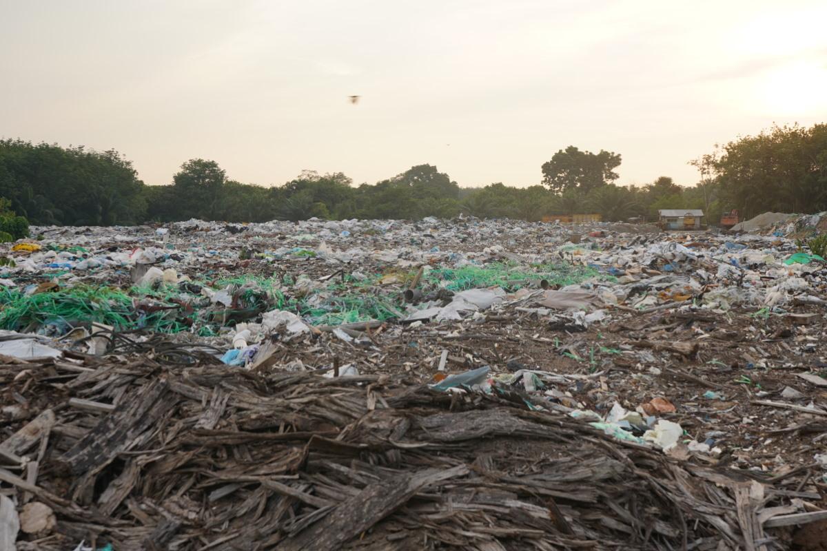 rifiuti malesia