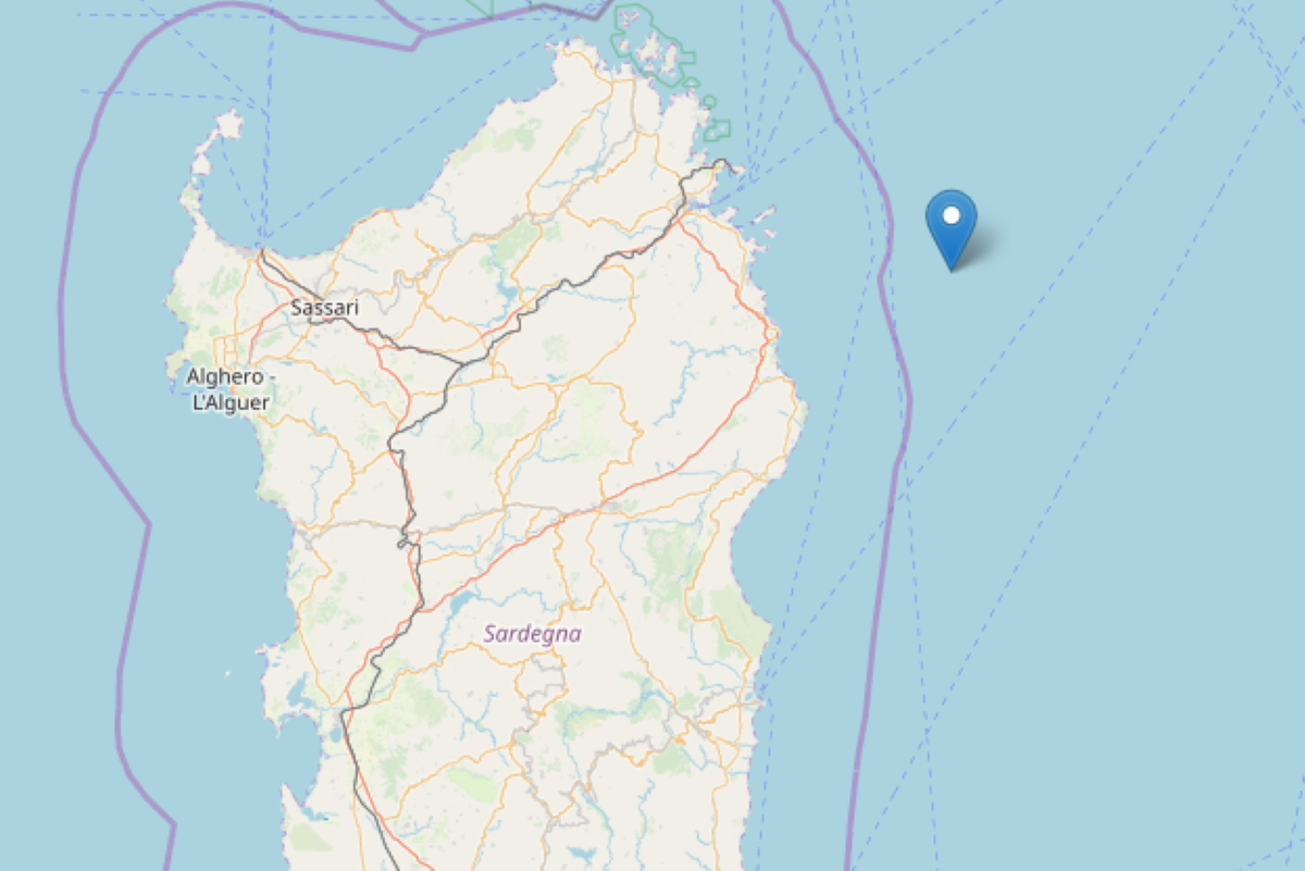 """Terremoto in Sardegna: la terra trema (anche in una regione """"poco ..."""