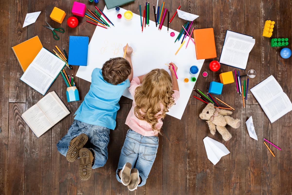 Giochi Da Fare In Giardino giochi e attività da fare in casa coi bambini - greenme.it