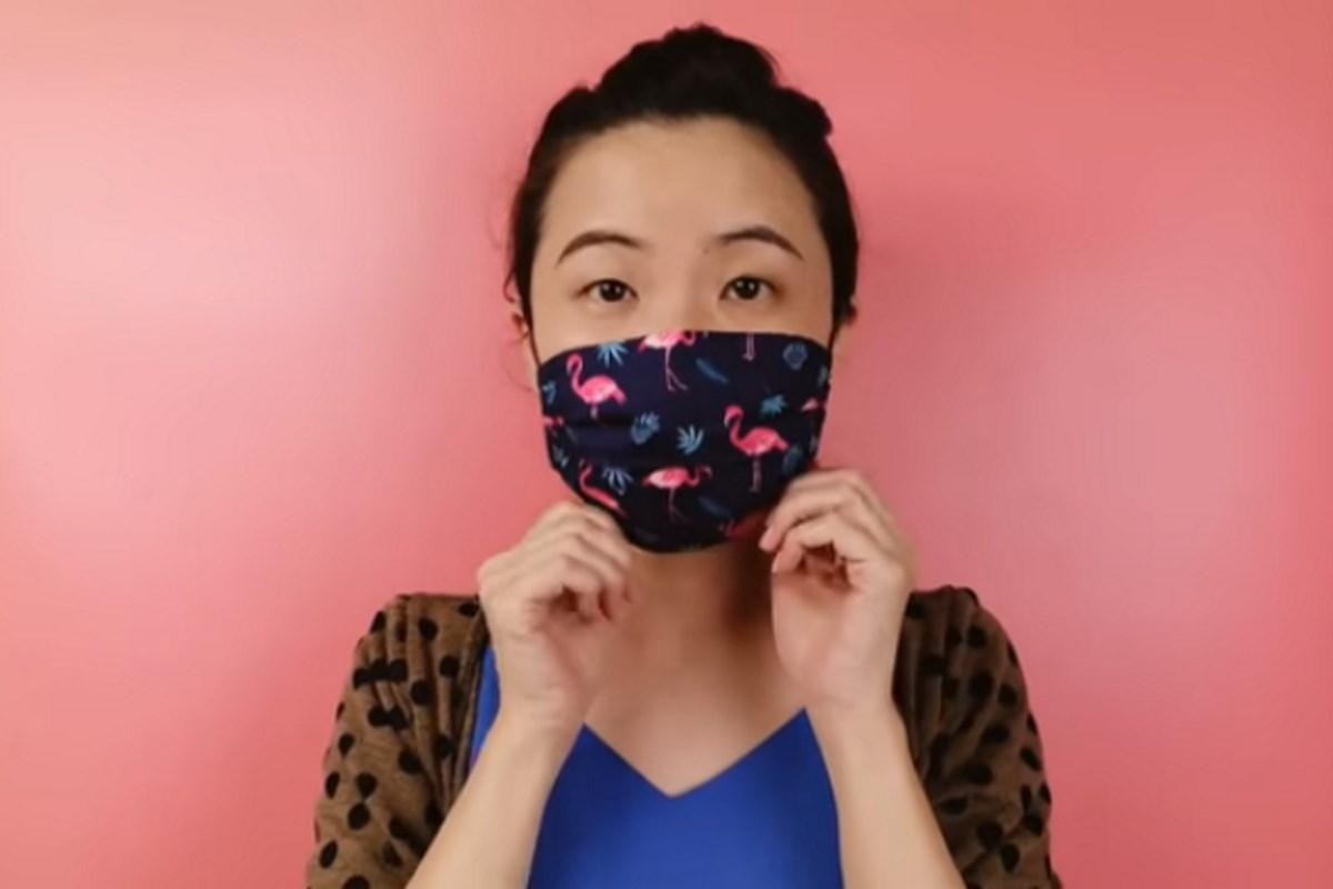 maschere per la bocca fai da te