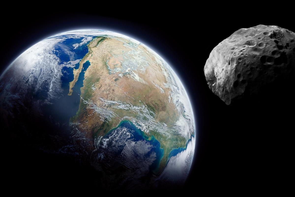asteroide aprile
