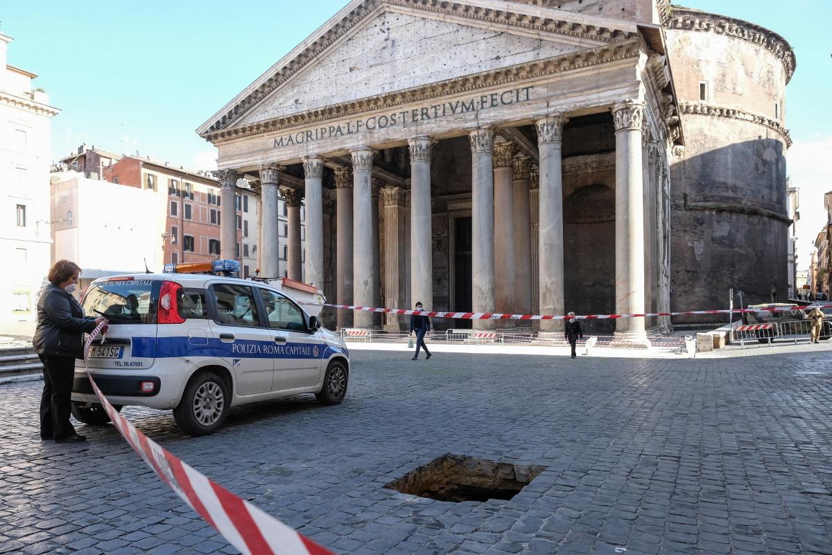 buca pantheon