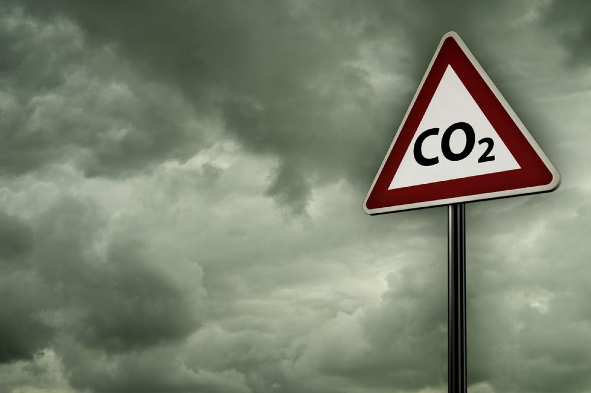 emissioni co2 italia rischio 2021