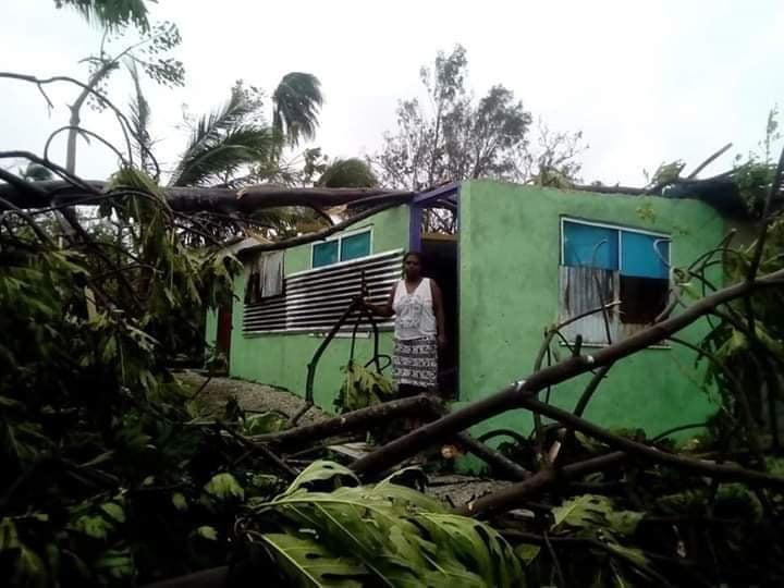 Nel pieno dell'emergenza coronavirus, il ciclone Harold distrugge le isole Vanuatu e le Fiji (e ora si dirige sulle Tonga)