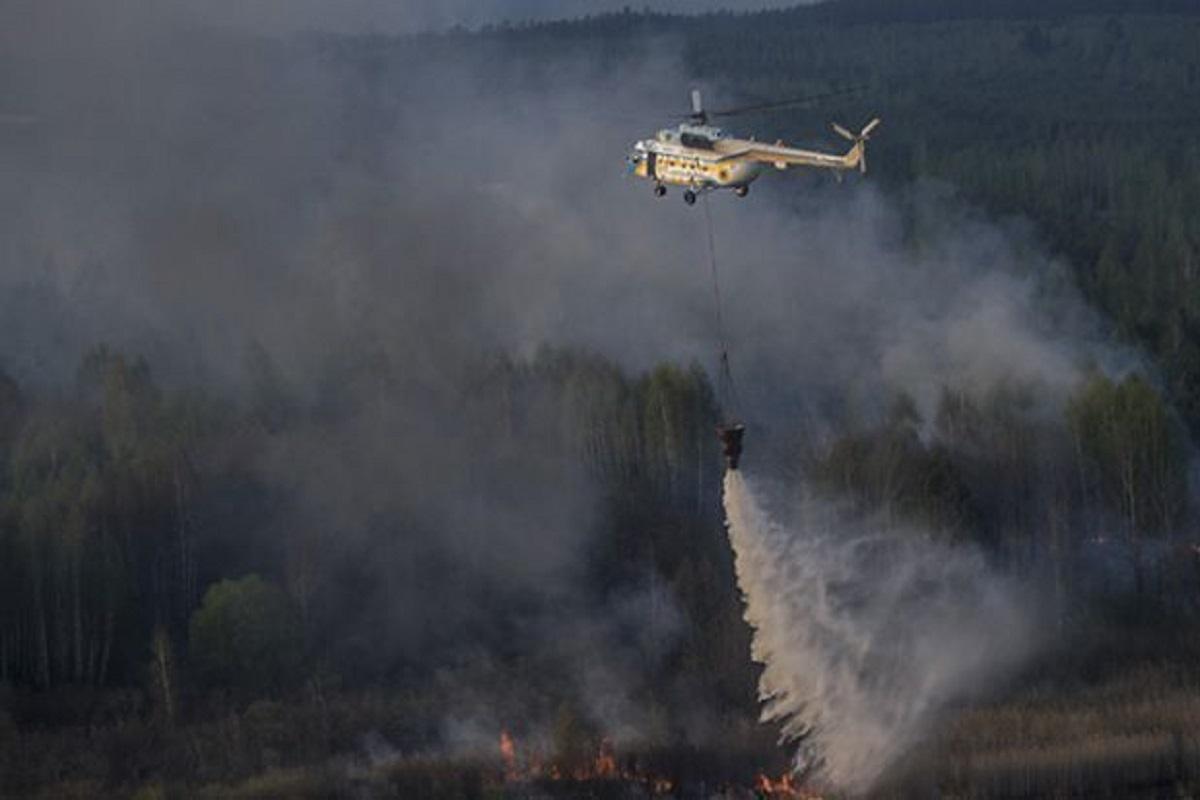 incendio chernobyl