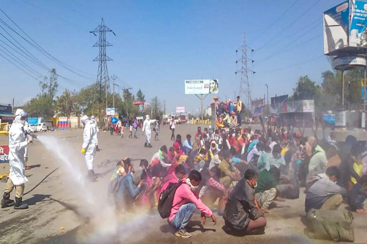 lavoratori indiani