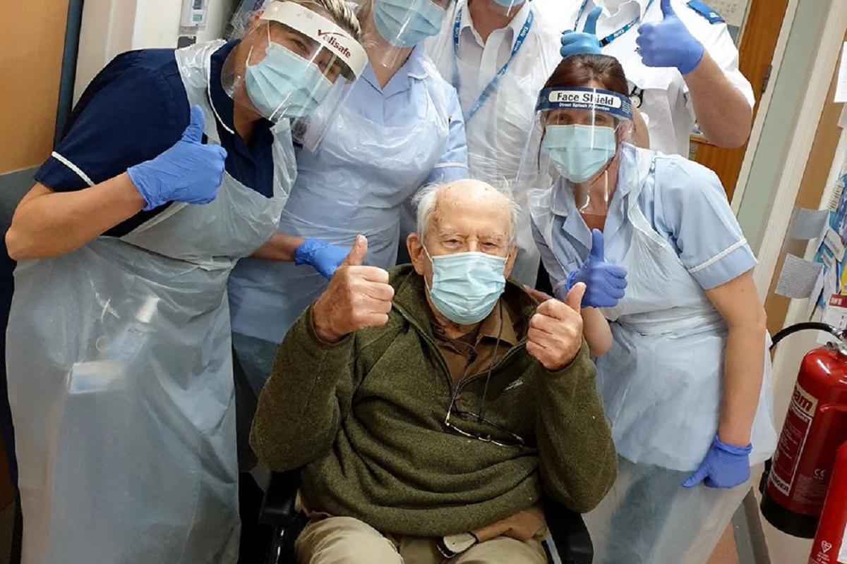 nonni che hanno sconfitto coronavirus