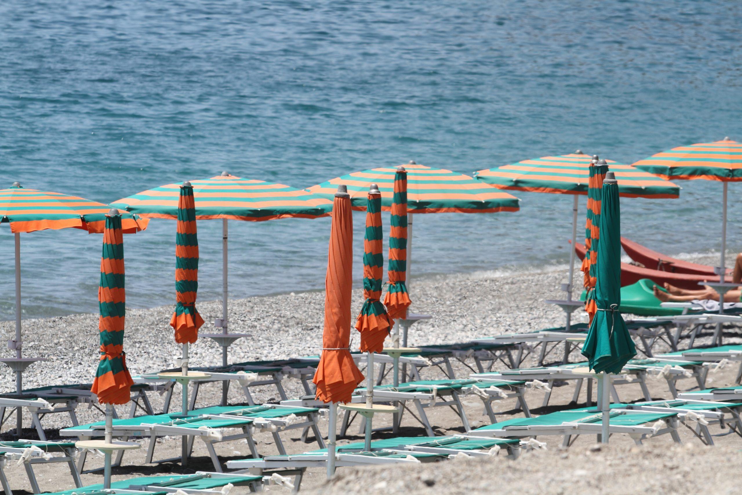 coronavirus spiagge
