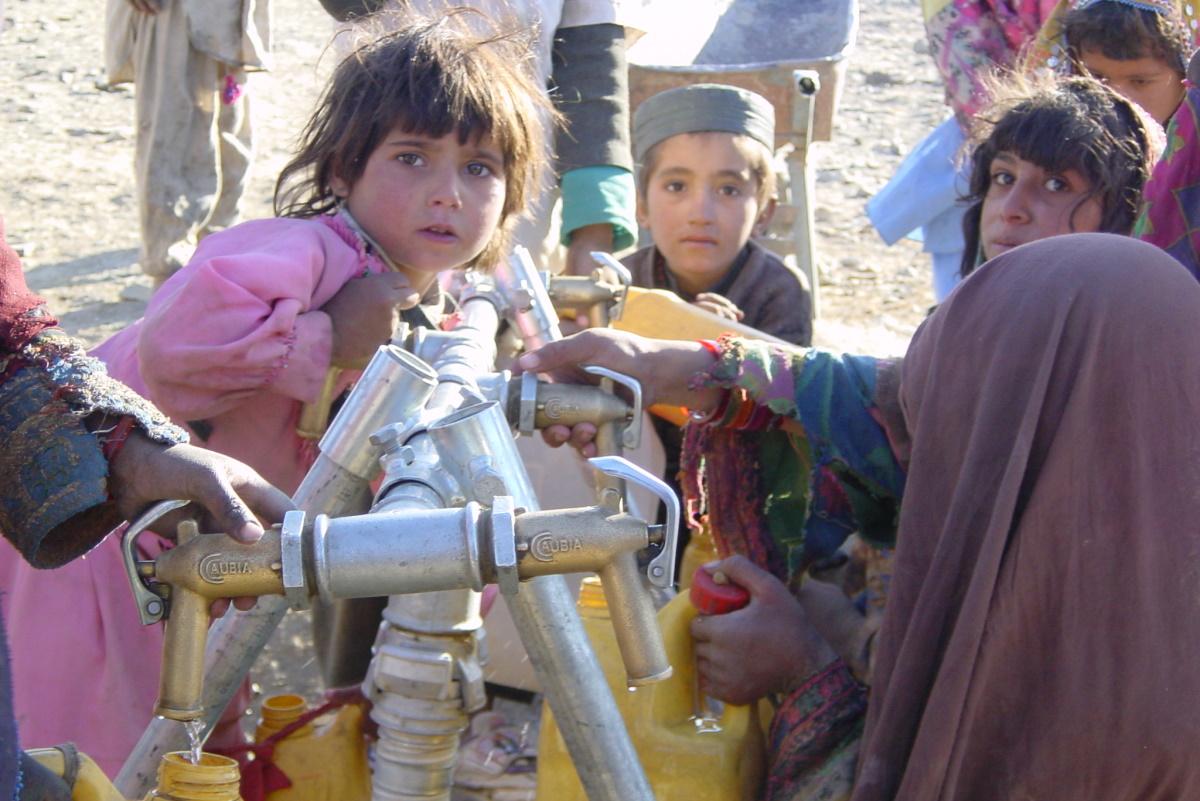 Afghanistan bambini