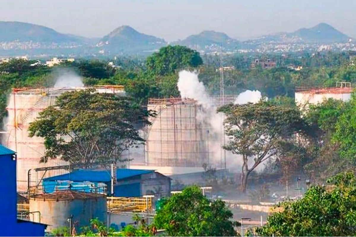 gas india