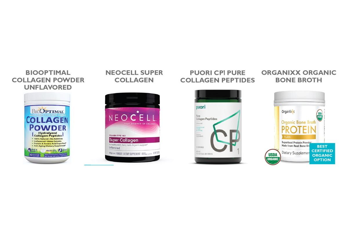 integratori collagene
