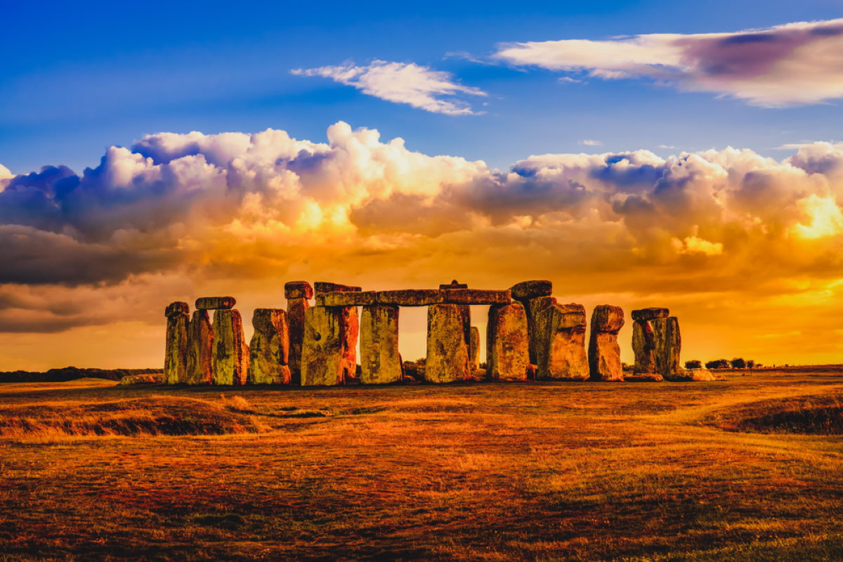 stonehenge solstizio d'estate streaming