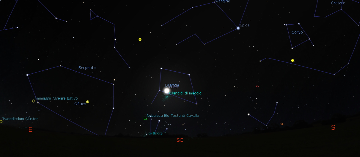 superluna 7 maggio 2020