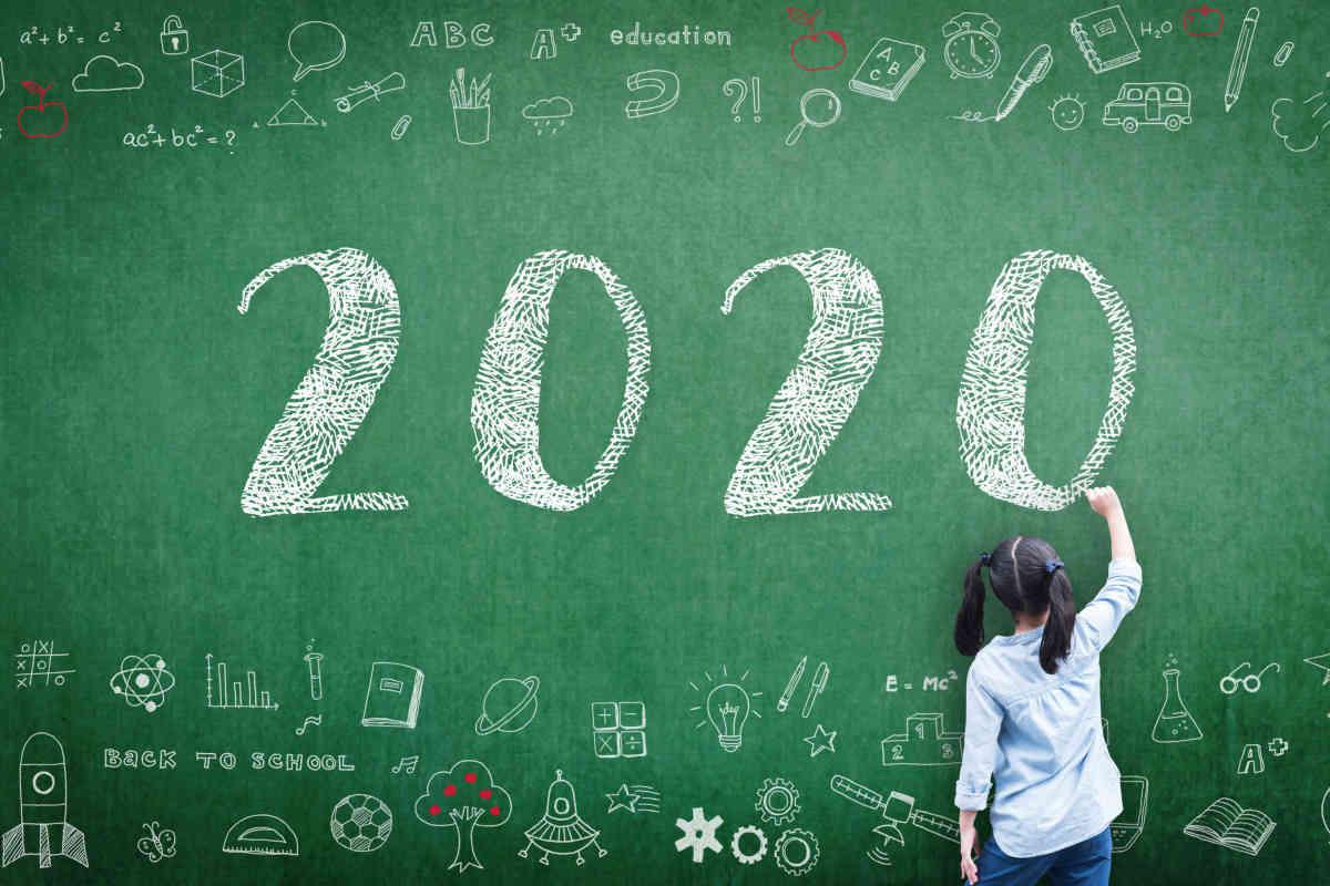 anno scolastico 2020