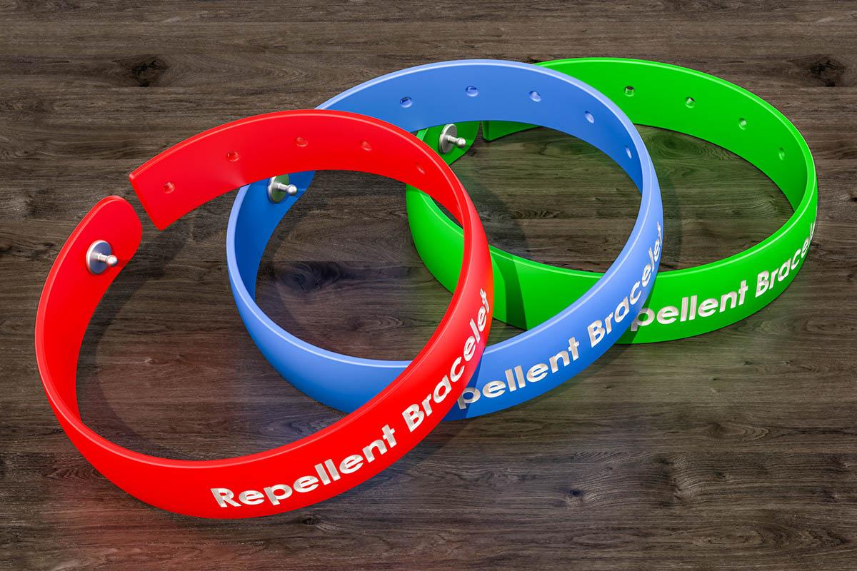 braccialetto anti zanzare