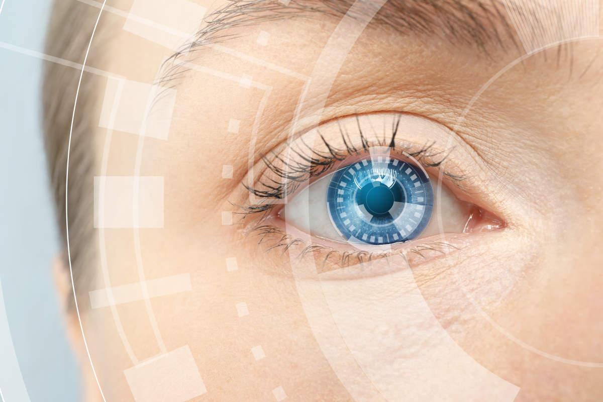 occhio bionico prototipo