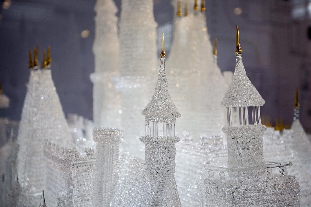 castello vetro