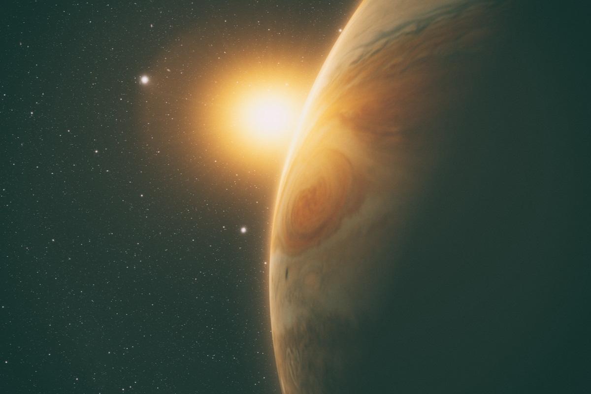luna congiunzione giove saturno 2 e 3 agosto 2020