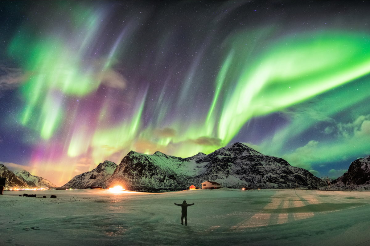aurora boreale mistero