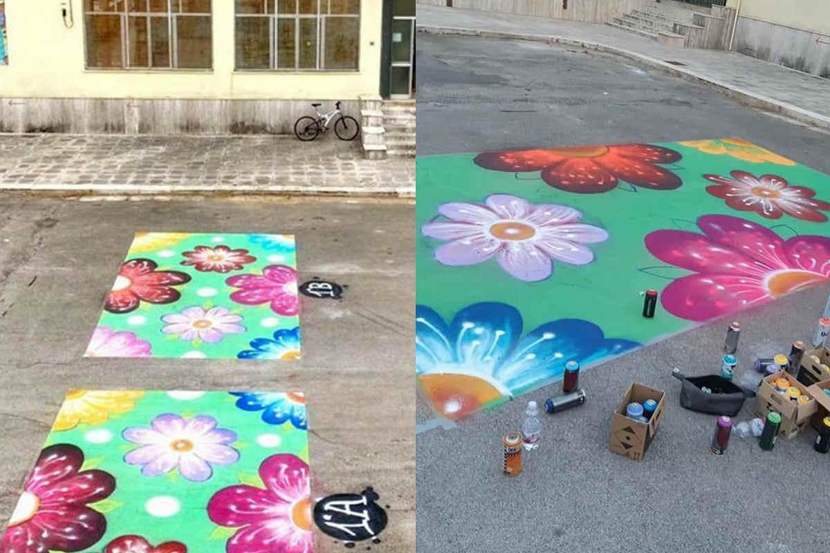 street art mesagne