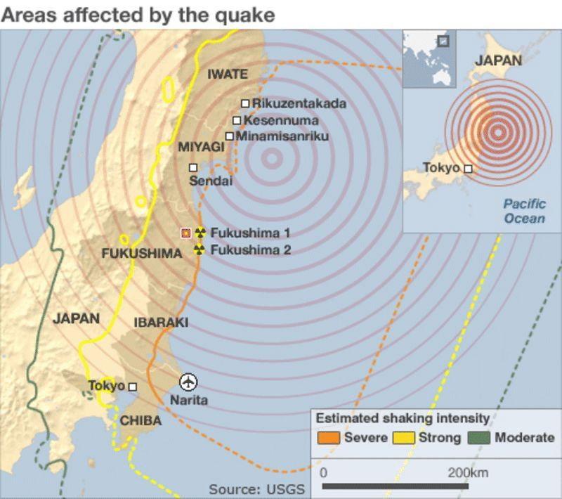 acqua fukushima danni dna