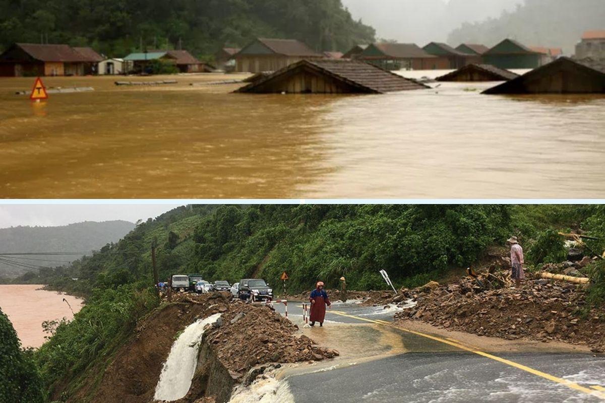 alluvione vietnam
