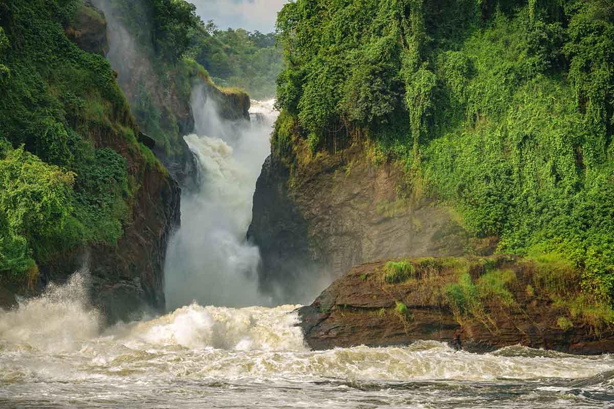 cascate murchison uganda