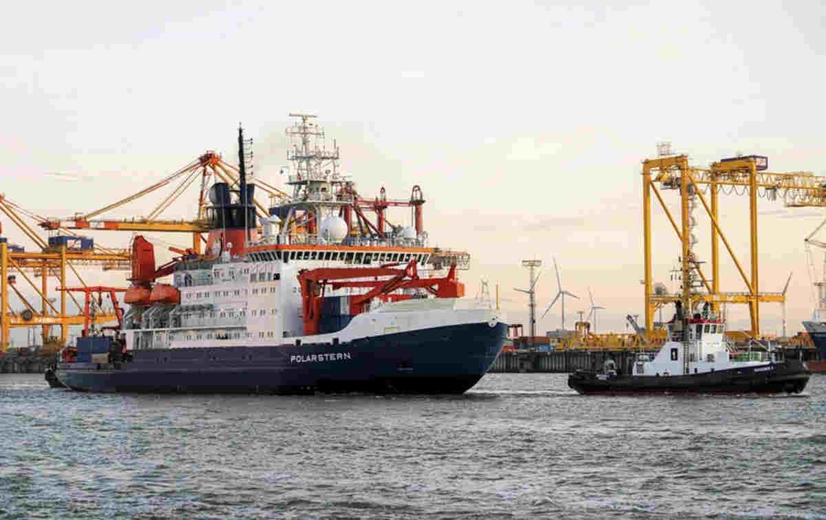 nave artico