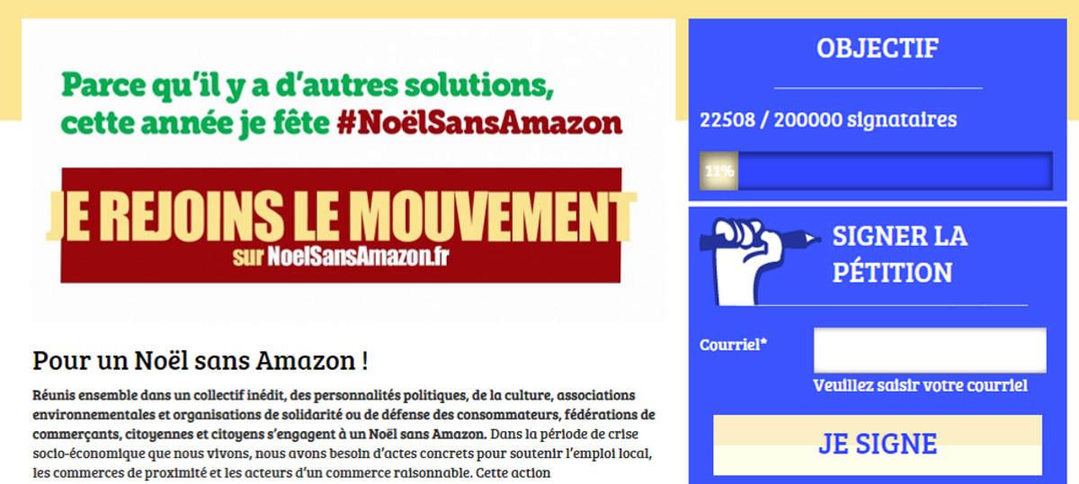 Petizione Francia